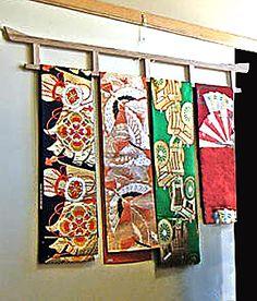 Wafuku Kimono Information 11 - Types of Obis - Obi Types
