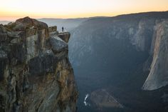 Taft Point Elopement Yosemite California