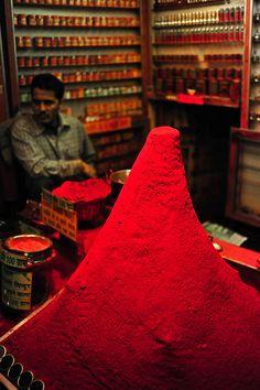Red Tilaka Powder