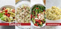 Ιδιαίτερες Σαλάτες για το Γιορτινό Τραπέζι! Cobb Salad, Salads, Recipes, Food, Rezepte, Essen, Salad, Chopped Salads, Recipe