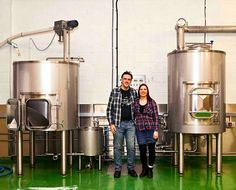 Great to see more home brew enthusiasts becoming full time brewers with their own micro brewery!