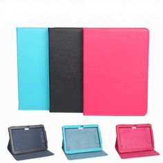 Folio PU Leather Folding Stand Case Cover For PIPO M7 Tablet