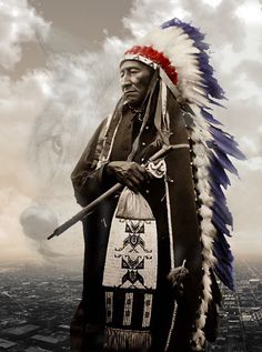 Dakota-Sioux-Man by razrbladekizz on DeviantArt Native American Pictures, Native American Artwork, Indian Pictures, Native American Tribes, American Indian Art, Native American History, Indian Tribes, Native Indian, Native Art