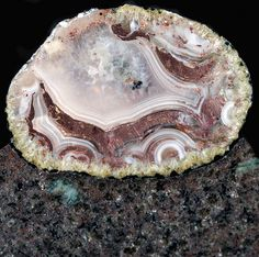 Copper replacement agate | Flickr - Photo Sharing!