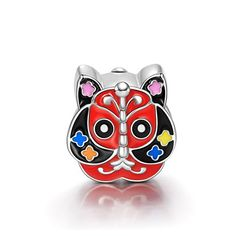 Prime Deals Sale NinaQueen Red Enamel Tiger 925 Sterling Silver European Charms Beads for Pandora Charms Bracelets Pandora Charms Style http://www.amazon.com/dp/B00X146A0Q/ref=cm_sw_r_pi_dp_PXv3vb0RCAG4J