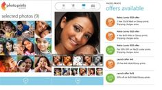 MOBILE PHOTO PRINT APP FROM ZOOMIN