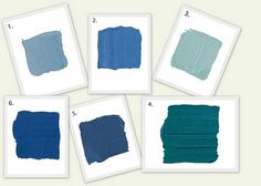 Making Your Home Sing: What Color Blue for a Little Girl's Bedroom?