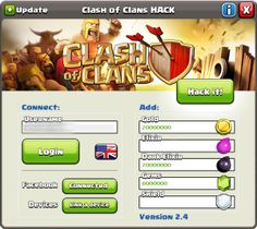 Clash of Clans Hack – Unlimited Gems Mac. Conflict of Clans Gems cost a great deal of cash. It's difficult to get enough of it by playing the diversion. Clash of Clans Hack – Unlimited Gems Just Gemas Clash Of Clans, Clash Of Clans Cheat, Coc Hack, Clas Of Clan, Clan Games, Clash On, Android Hacks, Clash Royale, Free Gems