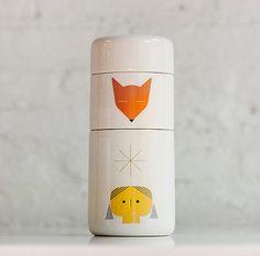 Trio design by limoceramics