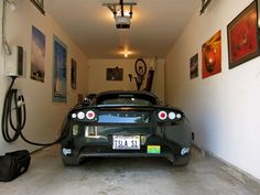 New homes built in Palo Alto will be pre-wired for electric car chargers
