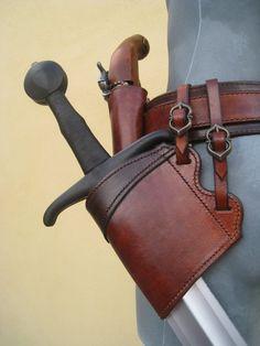 Leather work 80 set 3 by HamraBDG on deviantART
