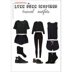 Lynn Gunn by kellbell0412 on Polyvore featuring MANGO, Madewell, Monki, River Island, Levi's, Victoria's Secret, Converse and Office