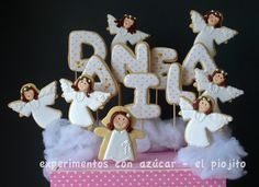 Sweet angels for Daniela | Cookie Connection