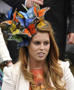 awesome hat from royal wedding!
