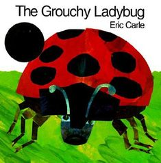 The Grouchy Ladybug by Eric Carle Children's Book Review and Preschool Lesson Plan