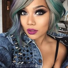 best hair color combo ever!!!!!