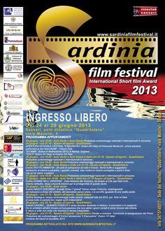 SARDINIA FILM FESTIVAL 2013 – SASSARI – JUNE 24th to 29th