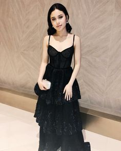 Claudia's prom look is . Photo repost from Claudia Barretto, Prom Looks, Prom Dresses, Formal Dresses, Celebs, Elegant, Instagram, Tops, Manila