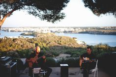 Amazing music in an amazing place #laiasegui #events #menorca