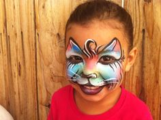 Face Painting in Jacksonville, FL and Nashville, TN Animal Face Paintings, Animal Faces, Mehndi Hair, Henna Mehndi, Face Home, Face Painting Designs, Character Costumes, Cat Face, Animal Design