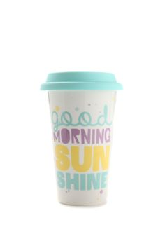 take away mug, SUNSHINE
