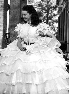"Vivien Leigh, ""Gone With the Wind"""