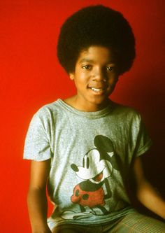 Michael Jackson; he and I are close in age, so I grew up with his music and him.