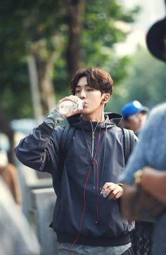 13 in Weightlifting Fairy Kim Bok Joo 💗 Asian Actors, Korean Actors, One Yg, Bad Boys, Weighlifting Fairy Kim Bok Joo, Nam Joo Hyuk Wallpaper, K Pop, Jong Hyuk, Joon Hyung