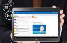 ¡Actualidad! ¿Sabías que #Outlook para Android y iOS quiere aumentar tu productividad?