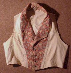 underwaistcoat or slip vest