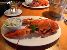Lobster in lunenberg