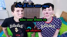Dan and Phil edit made by @makaylaworley
