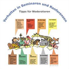 Verhalten in Seminaren