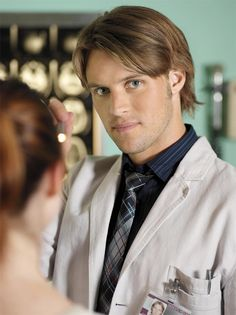 Jesse Spencer...why doesn't my doctor look like this
