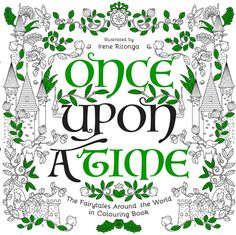Jual Once Upon A Time COLORING BOOK