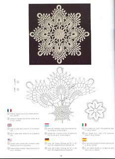 GLOVA HOME : Creations crochet D'OR 1996 DMC