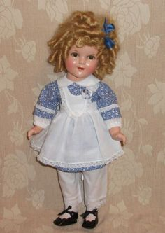 18-SHIRLEY-TEMPLE-DOLL-marked-Ideal-doll-1930s-Make-up-version-hazel-eyes
