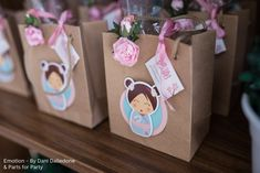 Kokeshi Themed Party | Cherry Blossom Themed party | Festa Kokeshi | Festa Flor de Cerejeira