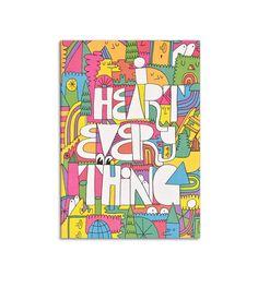 #doodle I heart everything :)