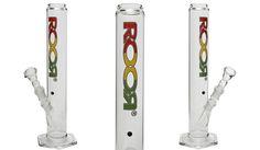 The RooR rasta bong... $150.00  http://www.cannaswag.com/roor-rasta-bong/
