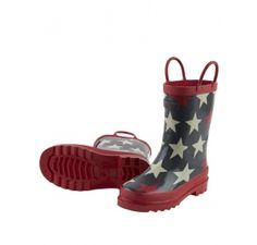 Hatley Boys Bright Stars Wellies at Wellies and Worms