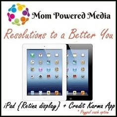 Win an iPad with Retina Display or the Cash Equivalent of $500!!!