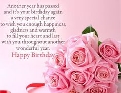 Another Year Happy Birthday Wish Pictures, Photos, and Images for Facebook, Tumblr, Pinterest, and Twitter