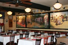 Emilio's Tapas Restaurant in Hillside, IL