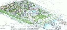 URBAN PLANNING&ARCHITECTURE-CONCEPT DESIGN BY ANDREW LUDEW ARCHITECT | Andrzej Ludew | Archinect