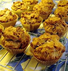 Gluten-free and Egg-free Muffins