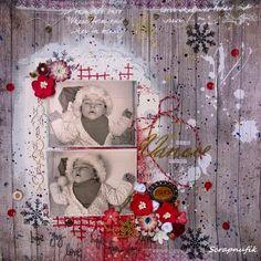 "December challenge ""Christmas sketch"" - Jitka"