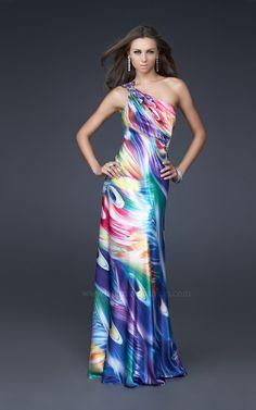 ... Rainbow Dress That Always Accompanies The Joy Of Your Heart » Rainbow