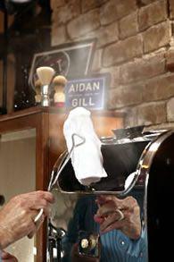 Week Grooming Tools // steamed hot towels / Nickles Nickles Valk Chuah Art of Shaving Straight Razor Shaving, Shaving Razor, Wet Shaving, Shaving Blades, Shaving & Grooming, Men's Grooming, Village Barber, Barbershop Design, Barbershop Ideas