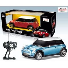 New Scale Radio Remote Control Mini Cooper S (Colors Vary): Features: Mini Cooper S toy car rc car Function RC CAR Officially Licensed Specifications: Dimensions: x x in Weight: Scale: Requires 5 AA batteries and 1 battery (not included). Best Remote Control Helicopter, Remote Control Cars, Best Black Friday, Mini Cooper S, Rc Cars, Cool Toys, Scale, Kids Room, Broken Phone